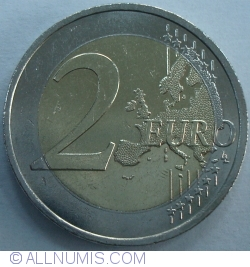 2 Euro 2013 J - Treaty Of The Elysée
