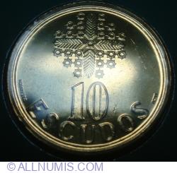Imaginea #1 a 10 Escudos 2001