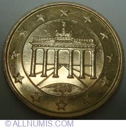10 Euro Cent 2018 D