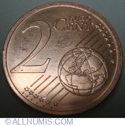 2 Euro Cent 2018 A