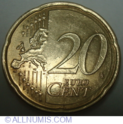 20 Euro Cent 2013