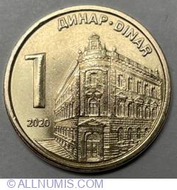 1 Dinar 2020
