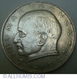 Image #2 of 2 Mark 1963 G - Max Planck