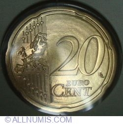 Image #1 of 20 Euro Cent 2020