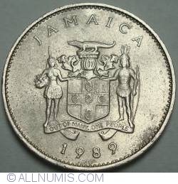 Image #2 of 10 Cents 1989