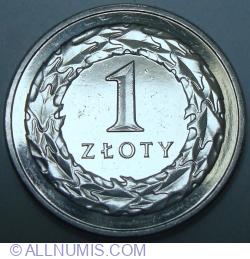 Image #1 of 1 Złoty 2018