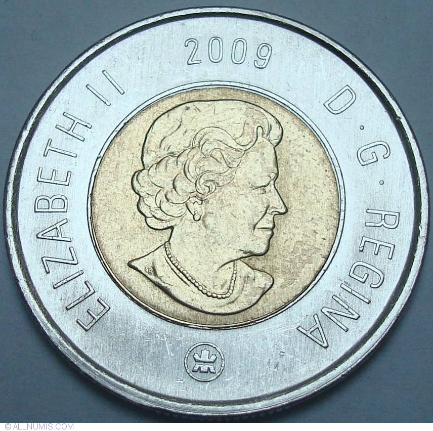 How Much Is A 2 Dollar Canadian Coin Worth September 2019