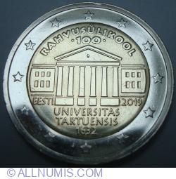 Image #2 of 2 Euro 2019 - 100th Anniversary - Teaching in Estonian at the University of Tartu