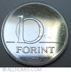 Imaginea #1 a 10 Forint 2018