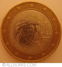 Image #2 of 1 Euro 2005