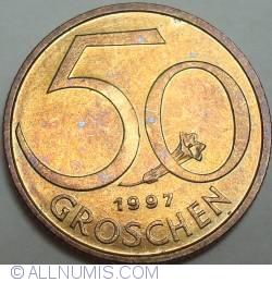 Image #1 of 50 Groschen 1997