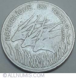 Image #2 of 100 Francs 1980