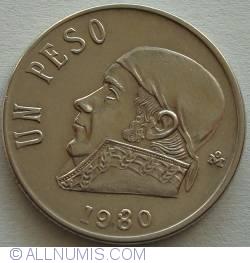 Imaginea #1 a 1 Peso 1980 (open 8)