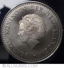 Image #2 of 2 ½ Gulden 1985
