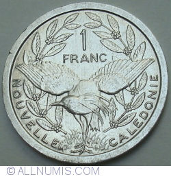 Image #1 of 1 Franc 2007