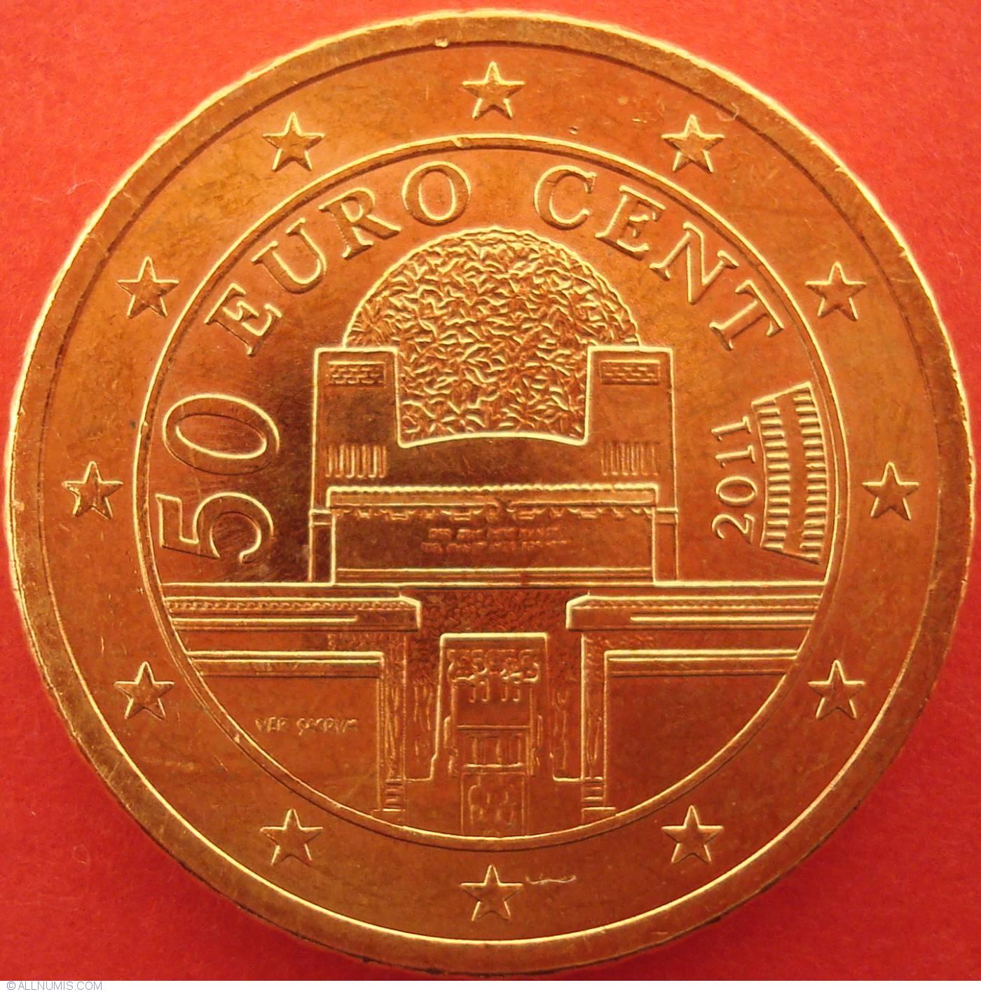 50 euro cent 2011 euro 2010 2019 austria coin 26627 for Wohnwand 50 euro