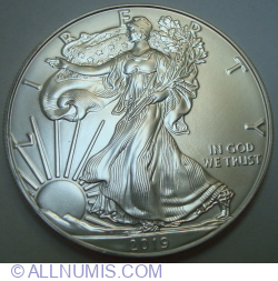 Image #2 of Silver Eagle 2019
