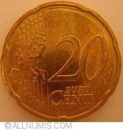 Image #1 of 20 Euro Centi 2010