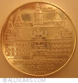 Image #1 of 10 Euro 2002 - Eggenberg Castle