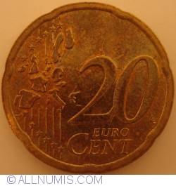 Image #1 of 20 Euro Cent 2005