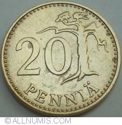 Image #1 of 20 Pennia 1983