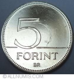 Imaginea #1 a 5 Forint 2017
