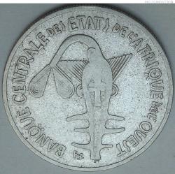 Imaginea #2 a 100 Francs 1967