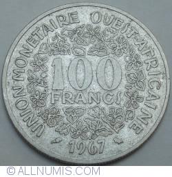 Imaginea #1 a 100 Francs 1967
