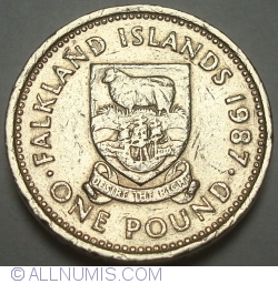 Image #1 of 1 Pound 1987