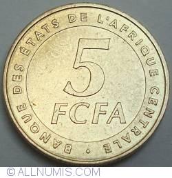 Imaginea #1 a 5 Franci 2006