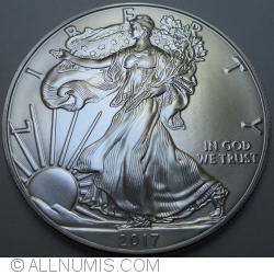 Image #2 of Silver Eagle 2017