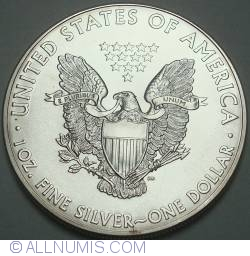 Image #1 of Silver Eagle 2012