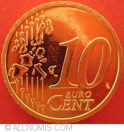 Image #1 of 10 Euro Cent 2005
