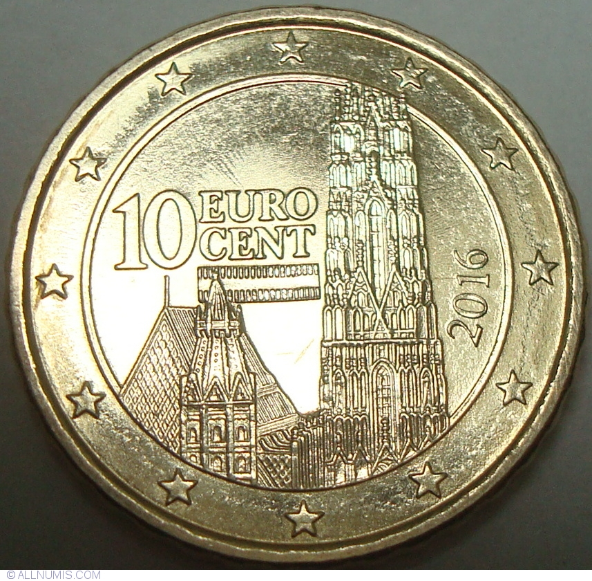 10 Cent Euro MГјnzen