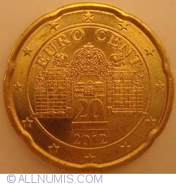 Image #2 of 20 Euro Cent 2012