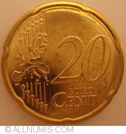 Image #1 of 20 Euro Cent 2012