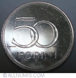 Imaginea #1 a 50 Forint 2018