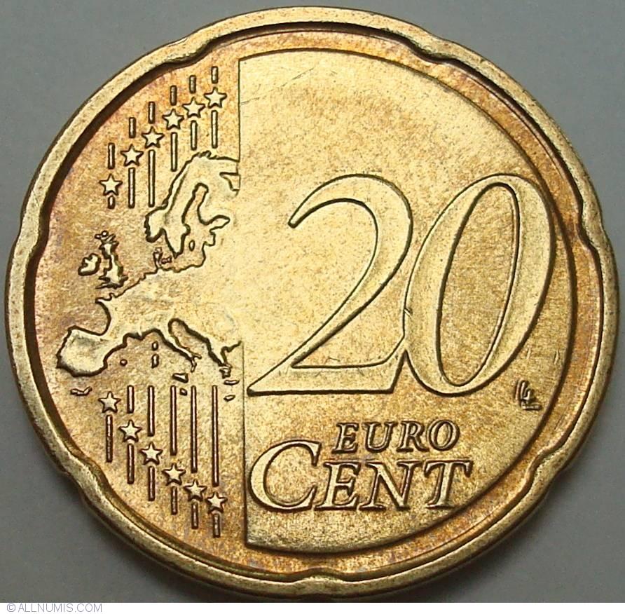 50 cent euro value