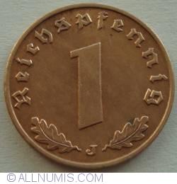 Image #1 of 1 Reichspfennig 1939 J