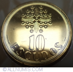 Imaginea #1 a 10 Escudos 1995