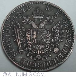 1/2 Kreuzer 1851 A