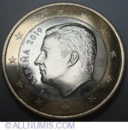 1 Euro 2019