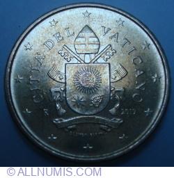 50 Euro Cent 2019