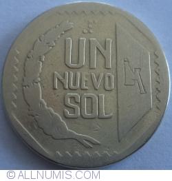Image #1 of 1 Nuevo Sol 1993