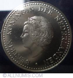 Image #2 of 2 ½ Gulden 1984