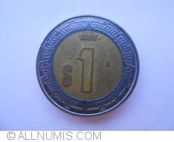 Image #2 of 1 Peso 1999