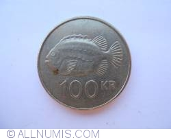 Image #2 of 100 Kronur 2004
