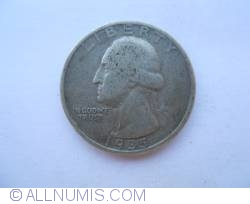 Image #1 of Washington Quarter 1935 D