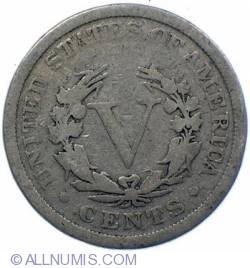 Liberty Head Nickel 1906