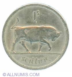 1 Shilling 1963